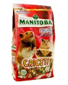 Manitoba hrana za hrčke